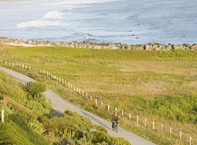 california best cycling routes