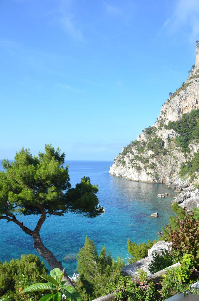 Capri- South overlook - 678 x 1024