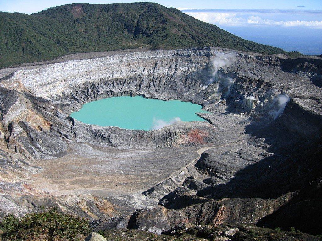 Poas Crater, Costa Rica