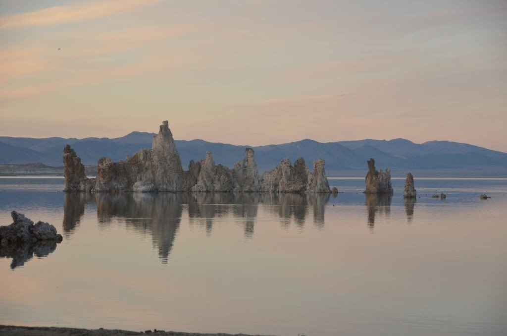 Mono Lake Tufas. Photo: Mitali Mahajani