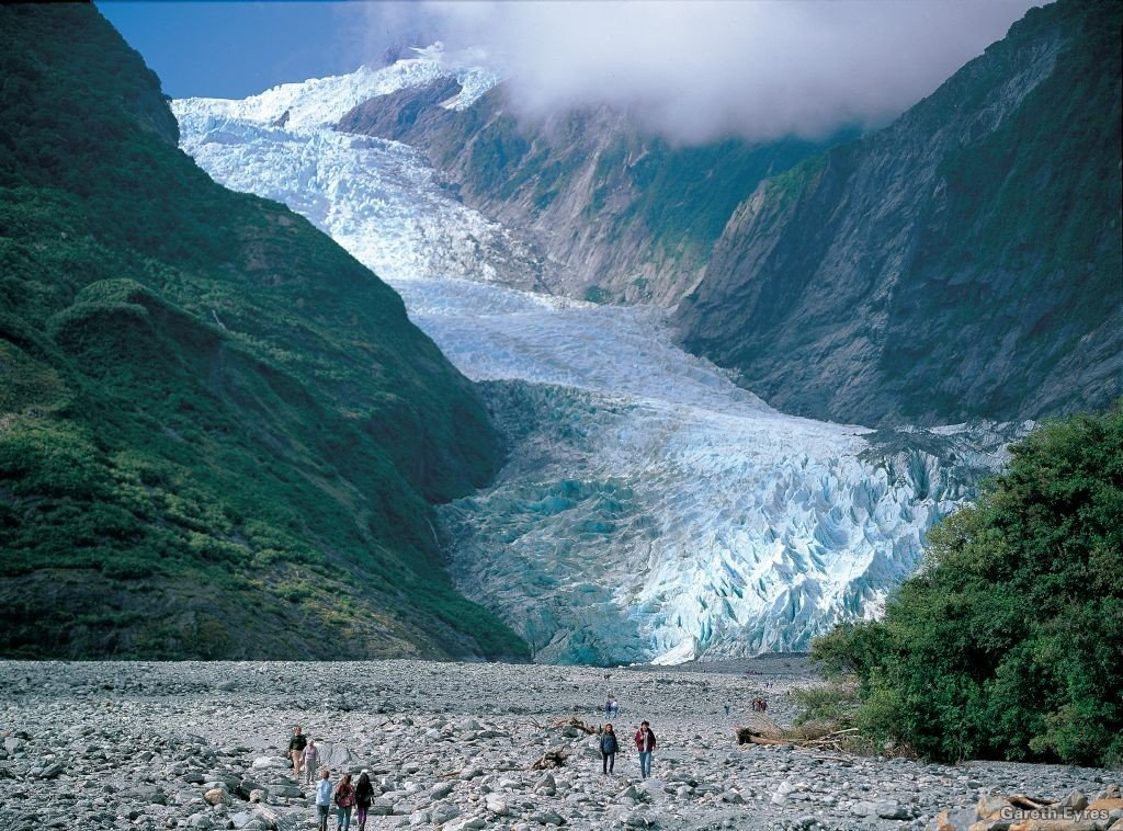 New Zealand adventure Franz Josef Glacier. Gareth Eyres/ visuals.newzealand.com