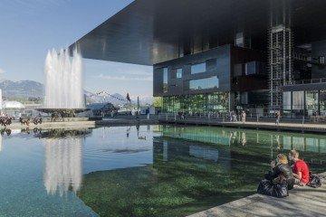 Concert Hall in Lucerne