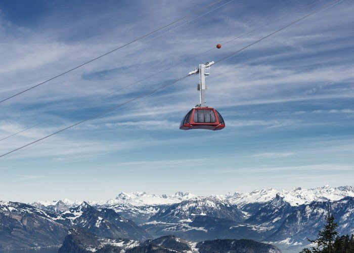 Eco-friendly travel in Switzerland: Pilatus-Bahnen