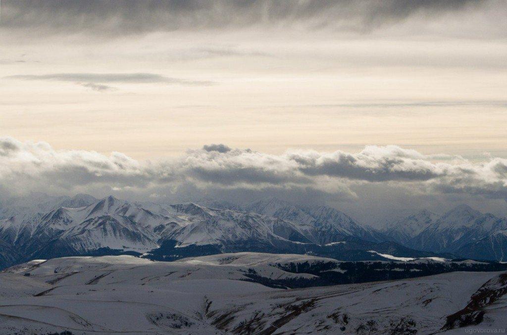 Russia: Caucasian Mineral Waters Region