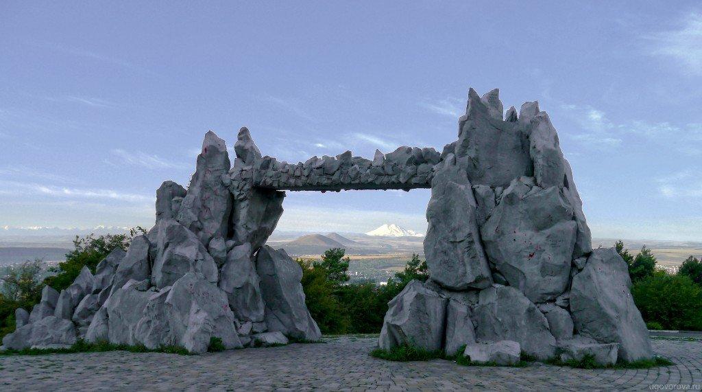 Gate of Love, Russia