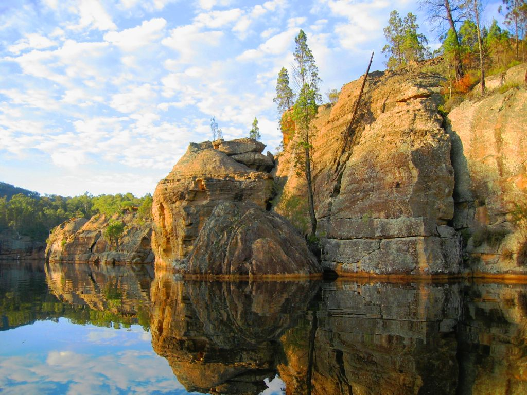 Australia-Camping-Dunns Swamp - NP N0051 111 mudg - 1024 x 768