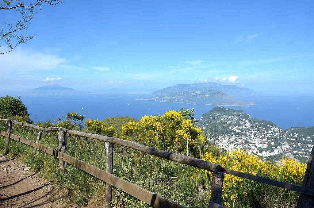 Capri- Mount Solaro - 1024 x 678
