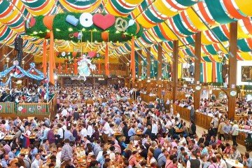 Germany Munich Oktoberfest