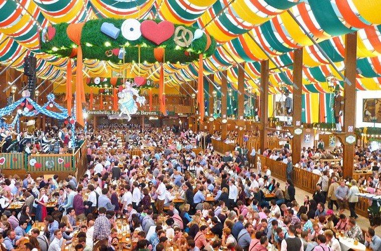 Germany Munich Oktoberfest