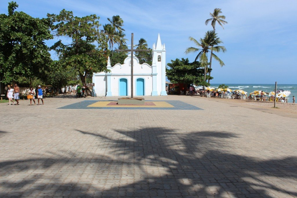 Church, Praia do Forte
