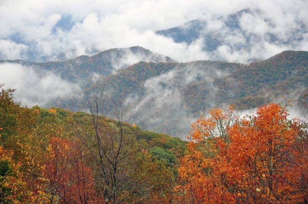 Smoky Mountains-fog-via NPS - 1024 x 680