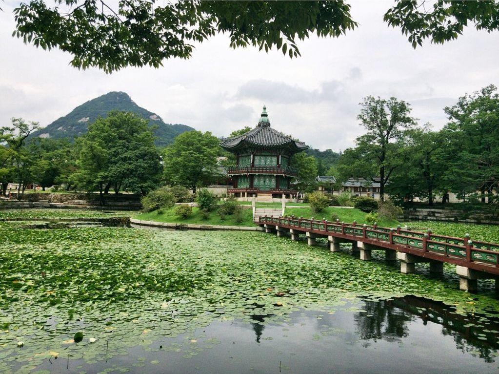 Gyeongbokgung-Palace south korea