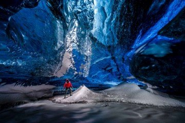 Iceland Ice Cave top things to do in Iceland