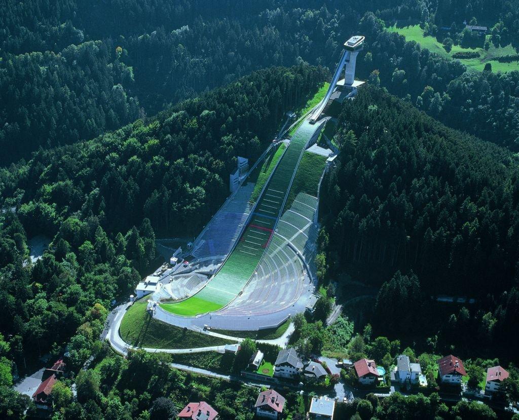 Austria Bergisel ski jump TVB Innsbruck - 1024 x 829