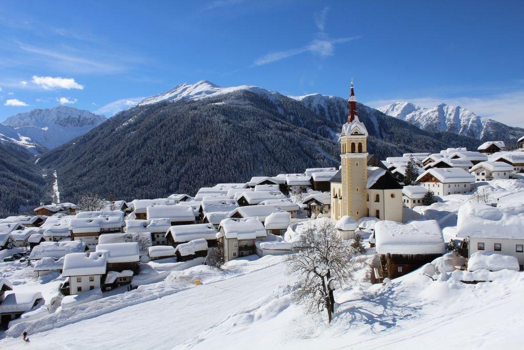 Obertilliach. Photo: www.visittirol.co.uk