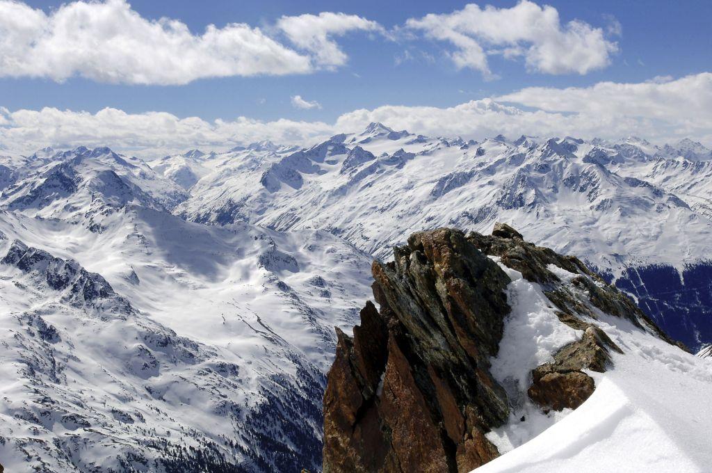 Oetztal Alps. Photo: Tirol Werbung Aichner Bernhard/ www.visittirol.co.uk