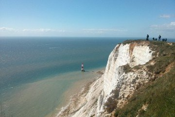 UK white cliffs of Dover