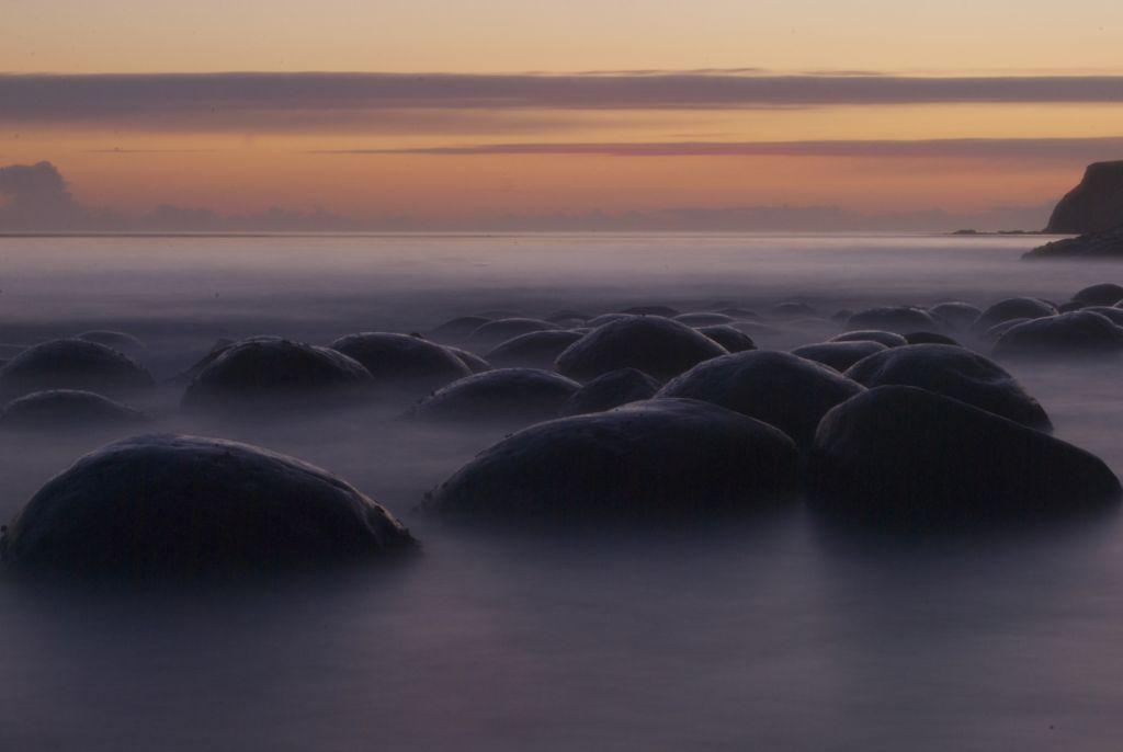 California-Bowling Ball Beach Sunset-Doreeno-CC 2.0 via Flickr