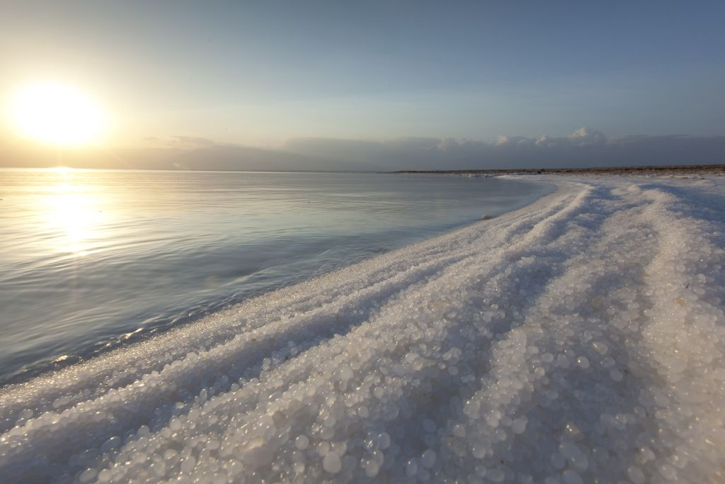 Dead Sea beach Israel-by Itamar Grinberg-Israel Tourism via Flickr