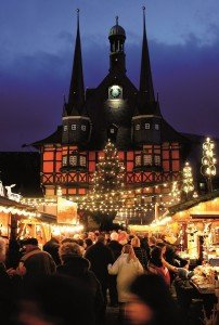 Christmas breaks Europe - Wernigerode Christmas market