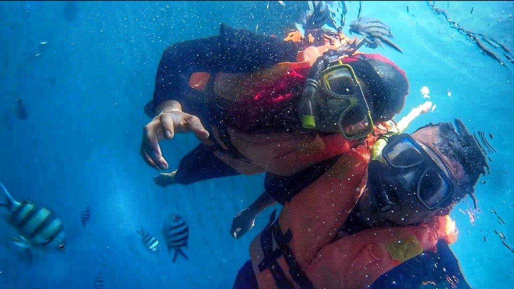 Malaysia Tioman Island snorkeling Park Yuzz