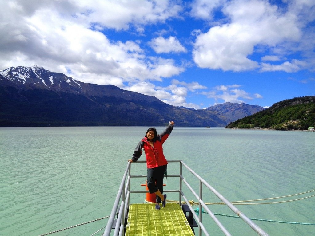 End of Carretera Austral