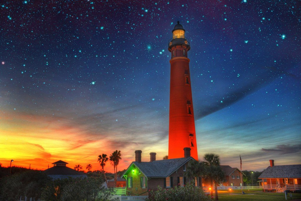 Daytona Beach Ponce de Leon Inlet Lighthouse