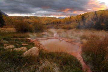Dunton Hot springs things to do colorado