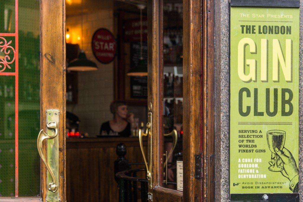 London Soho Gin Club