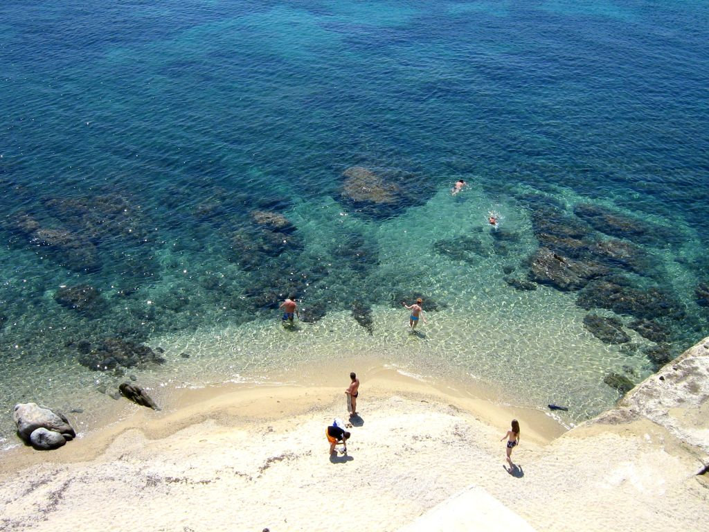 Greece-Ouranopolis Beach, Chalkidiki-Gabriel via Flickr
