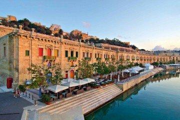 Malta travel - The Valletta Waterfront by Clive Vella - 1024 x 724