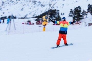 Russia snowboarding