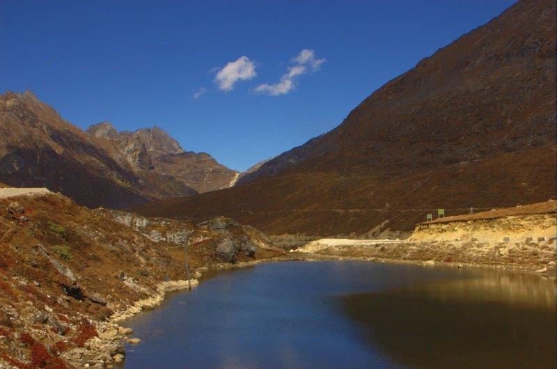 Sela Lake. Photo: Giridhar Appaji Nag Y via Flickr