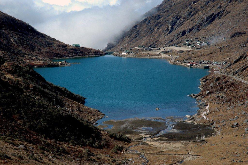 Tsomgo Lake. Photo: incredibleindia.org