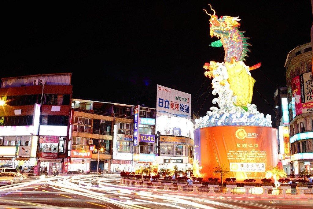 2010 Taiwan Lantern Festival in Chiayi. Photo: Albert via Flickr