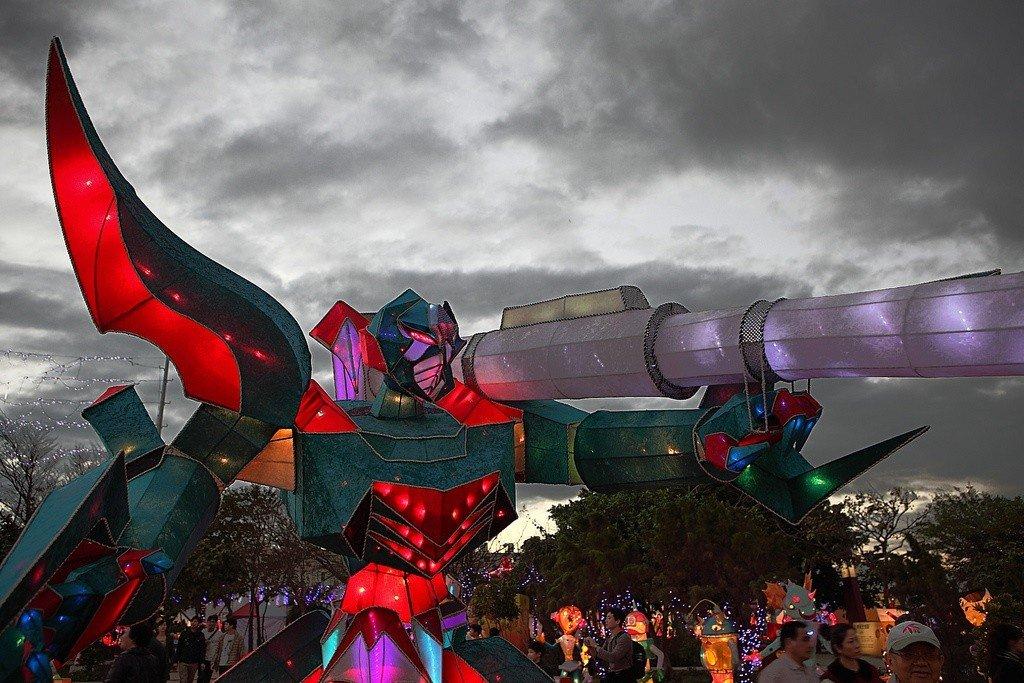 Taiwan Lantern Festival 2012. Jerry Lai via Flickr