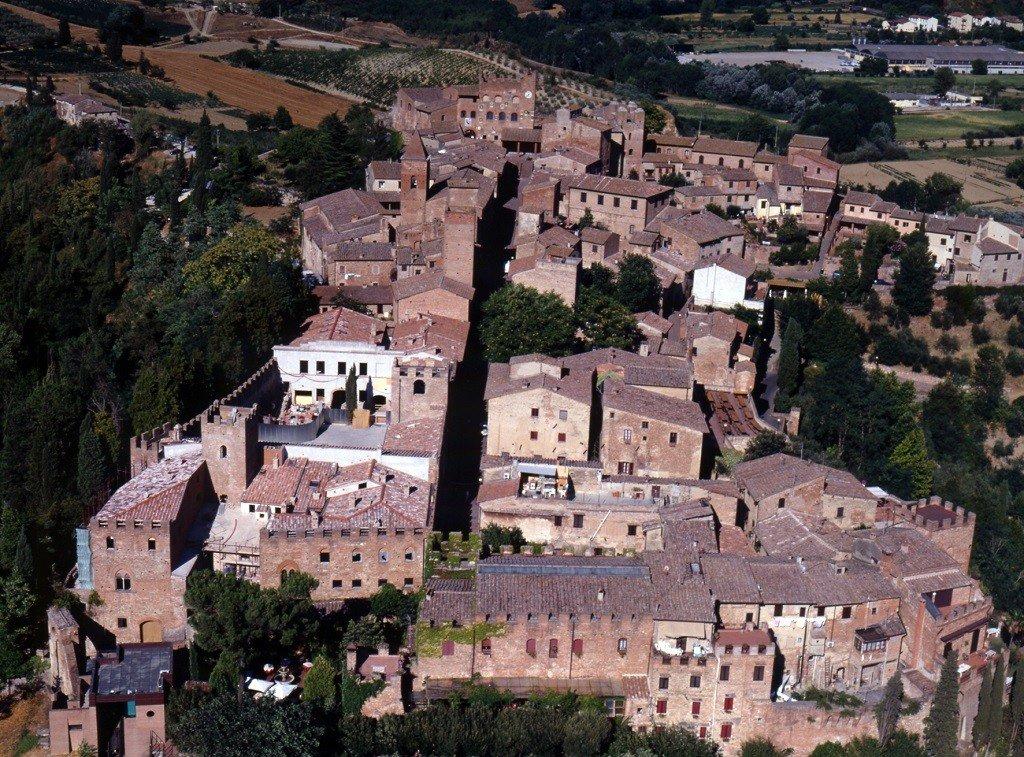 Tuscany Certaldo
