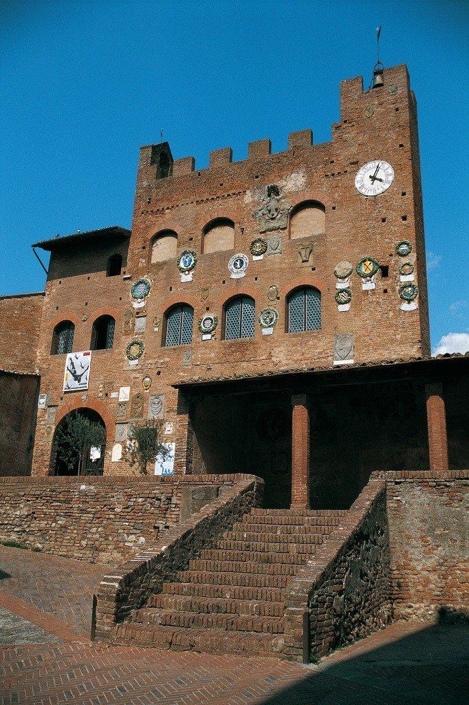 Palazzo Pretorio in Certaldo Alto