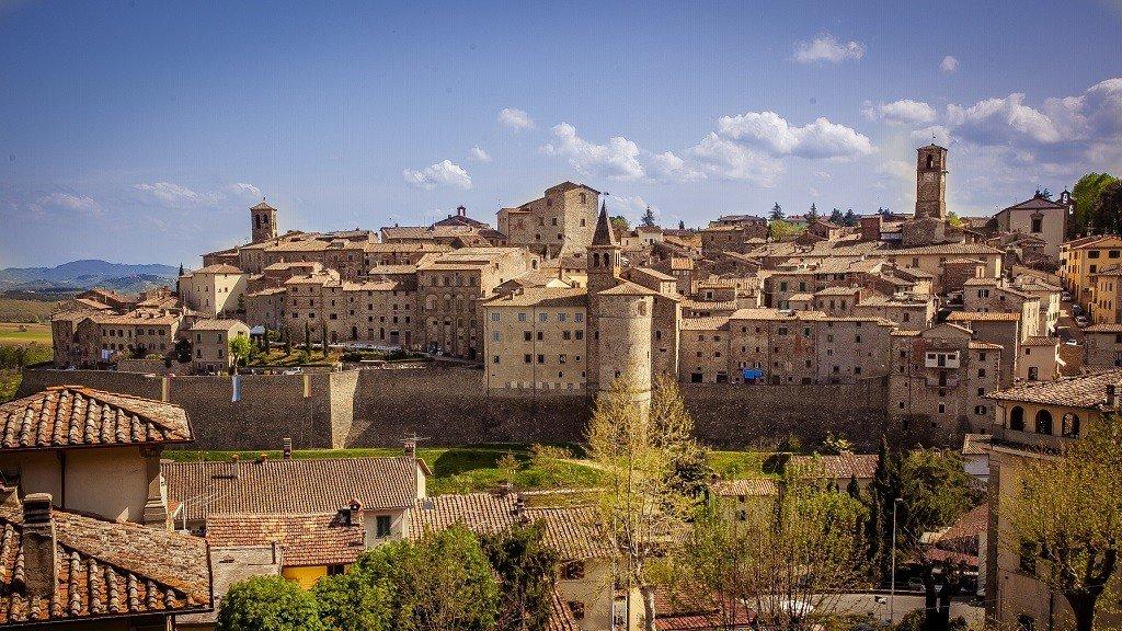 Tuscany villages Italy Tuscany Anghiari1