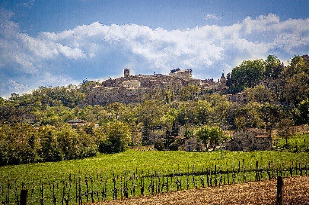 tuscany village wallpaper anghiari - photo #11
