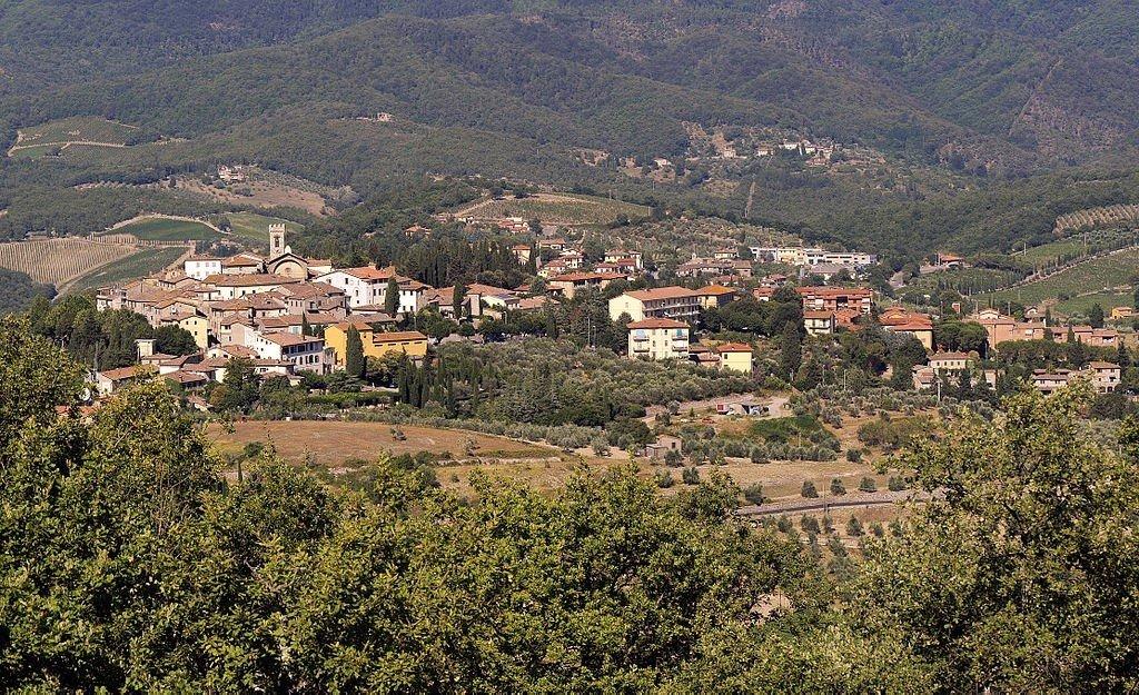 Tuscany villages Photo: Vignaccia76 via Wikimedia Commons