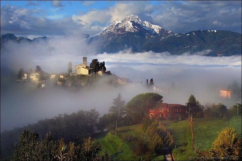Tuscany villages Photo: Maurizio Antonetti