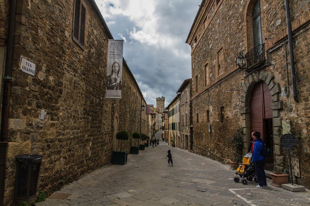 Tuscany villages Photo: Sonja Pieper via Flickr
