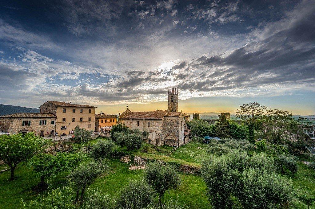 Tuscany villages Photo: Steven Gerner via Flickr