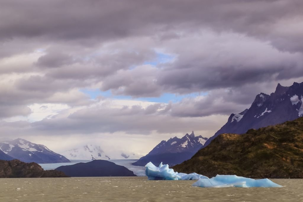 Patagonia, Glacier Grey. Photo by Lori Sorrentino