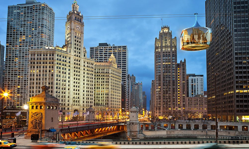 chicago gondola