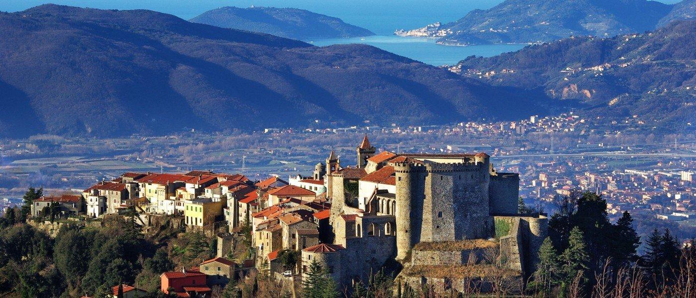 Fosdinovo Photo: Giorgio Freschi/ Visit Tuscany