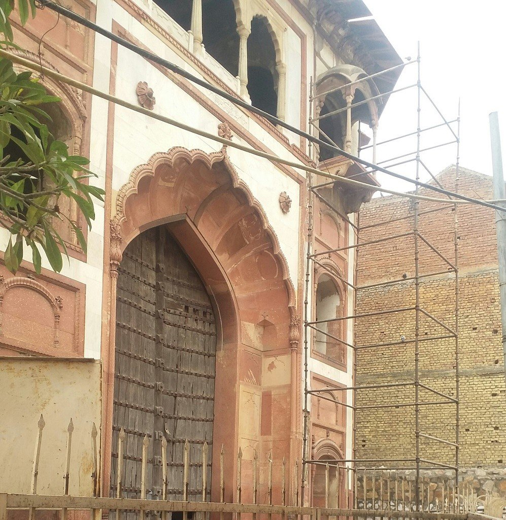 Haathi Gate Zafar Mahal. Photo: Vaydehi K