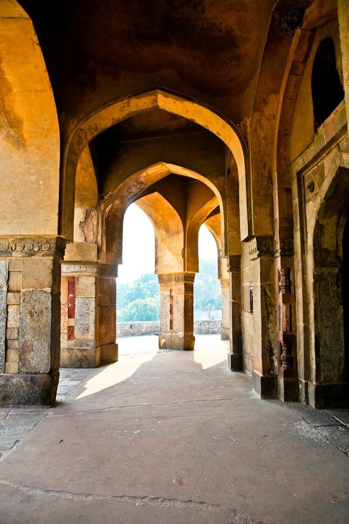 Adham Khan's tomb. Photo: Vaydehi K.