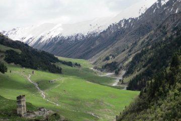 Adishi Valley - 1024 x 768